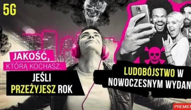 URUCHOMIONO ZABÓJCZE 5G W CAŁEJ POLSCE 1600 NOWYCH ANTEN NEOS Mateusz Jarosiewicz