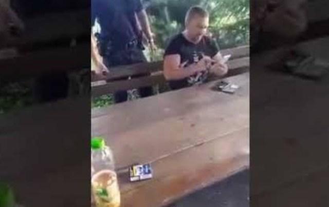 STUDIO POLAKÓW: Milicja w Lukta, skandaliczne zachowanie