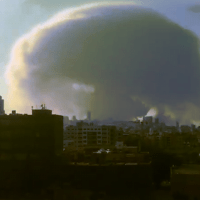 """BEIRUT BOMBING: Partial Nuclear Detonation !!! ""-(filmy)"