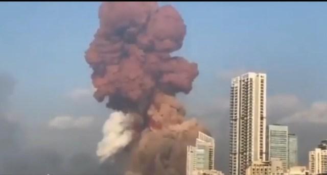 """Bejrut – eksplozja to """"straszliwy atak"""". Czy widzieliśmy wybuch nowego rodzaju bomby? (część 2)"""