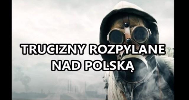 MÓJ NOWY KANAŁ: Chemtrails – polskie bydło spryskiwane jest niczym stonka ziemniaczana!