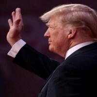 Trump przeznaczony do zniszczenia.. {Autor Gabi}