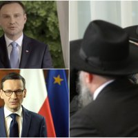 """""""Piszesz negatywnie o Żydach i Izraelu? Po tym oświadczeniu możesz zacząć się bać. Środowiska żydowskie w Polsce zabrały głos. Oto czego żądają od władz!!!!"""""""
