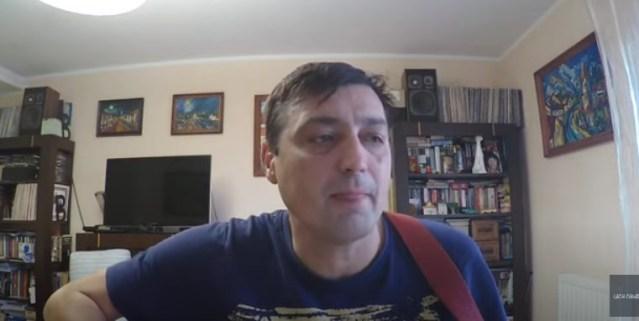 """Bard Bartosz Kalinowski w utworze """"Trzecia fala""""*****(świetny tekst – polecam)"""