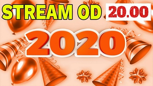 STREAM – SYLWESTROWY 2020 / 2021 BEZ CENZURY O WSZYSTKIM