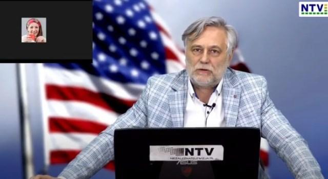 NTV Pilne – Wystąpienie D. Trumpa na żywo – Oglądamy i komentujemy z Eweliną Frihauf