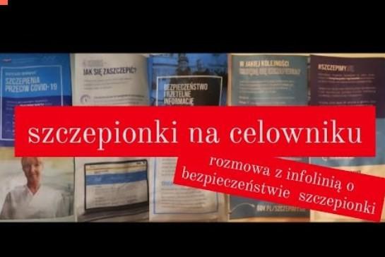 POLSKA SZCZEPIONKI NA CELOWNIKU! Kompromitacja polskiej służby zdrowia i kancelarii prezesa rady ministrów Cz 1