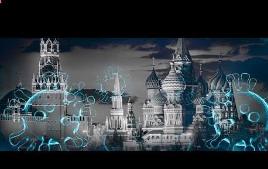 Ivan Komarenko – Rosja w czasie zarazy. Przylot i spacer po Moskwie.