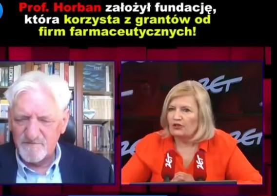 Granty od producentów leków Horban przyznaje