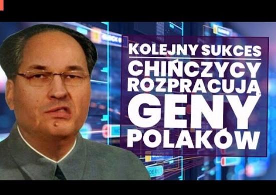 Genomy tysięcy Polaków w Chinach! Będą opracowywać Genomiczną Mapę Polski