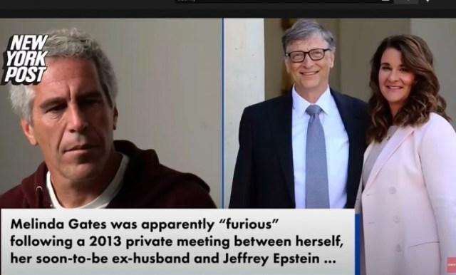 New York Times z 2019 Bill Gates spotykał się wielokrotnie z Epsteinem już po oskrażeniu go o przestępstwa seksualne.