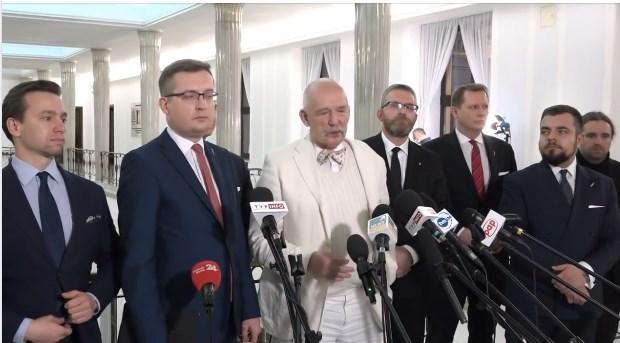Sprzedali polską suwerenność i złamali prawo!
