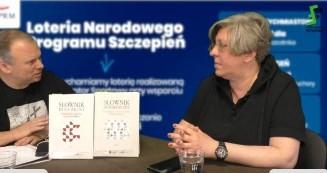 Katarzyna Treter-Sierpińska Od 1 lipca loteria propaguje Narodowy Program Szczepień – dziwny pomysł