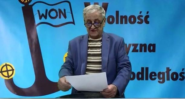 """Czy """"Policja"""" to """"Milicja"""" – Jan Taratajcio"""