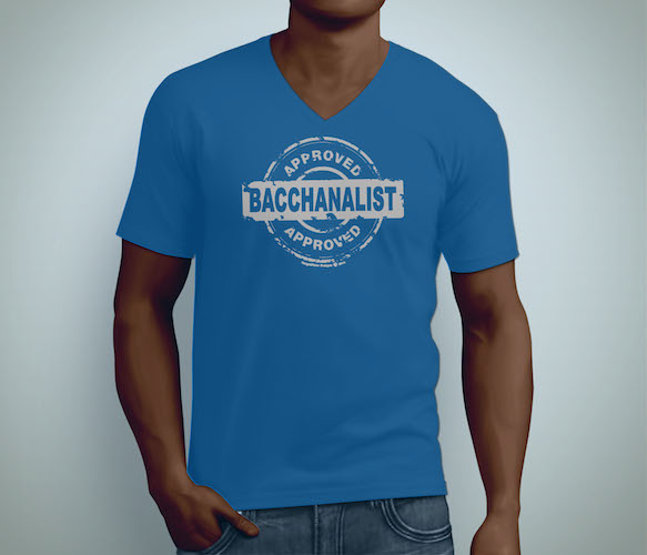 V-Neck-Male-Blue-