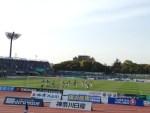 湘南BMWスタジアム駐車場