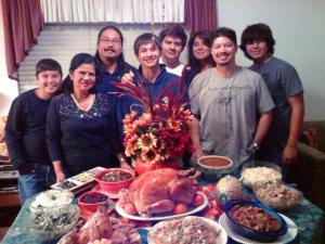 Thanksgiving @MizMeliz http://mizmeliz.com Copyright Melissa Reyes 2012