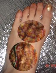 Female-Foot - AMI Scan