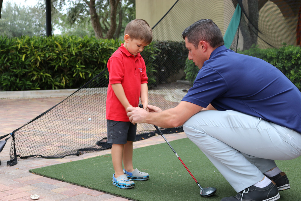 Delray Beach Country Club Golf Program