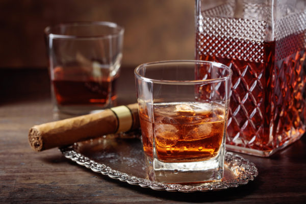 Scotch and Cigar