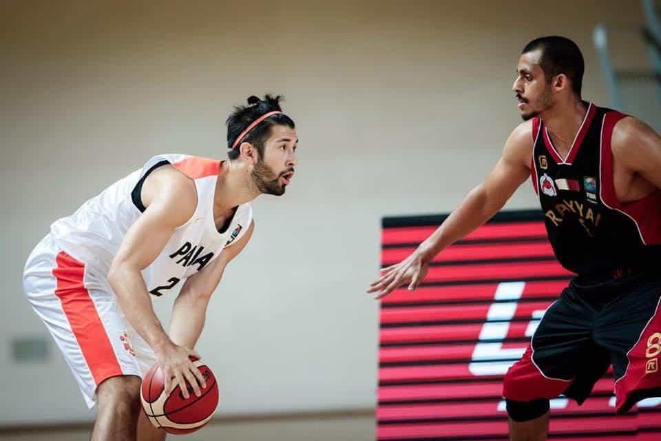 Mizo Lockdown Defense for Al Rayyan SC FIBA Asia