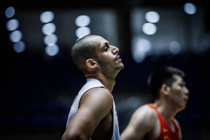 Mizo Amin aka Mohamed Hassan A Mohamed #9 Team Qatar vs China