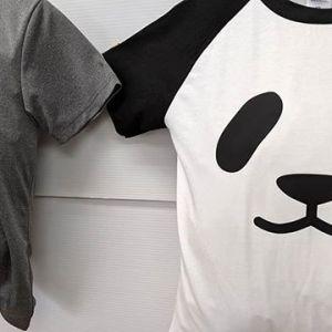 オリジナルTシャツ!パンダTシャツコアラTシャツ絶賛発売中!!#鹿児島 #谷山 #溝口ネーム#オリジナルTシャツ#オリジナル #Tシャツ#パンダ #コアラ #プリント#アニマル柄