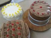 Cake making 7