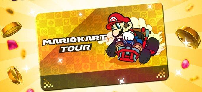 マリカー マリオカートツアー ブログ ゴールドパス ゲーム攻略 01