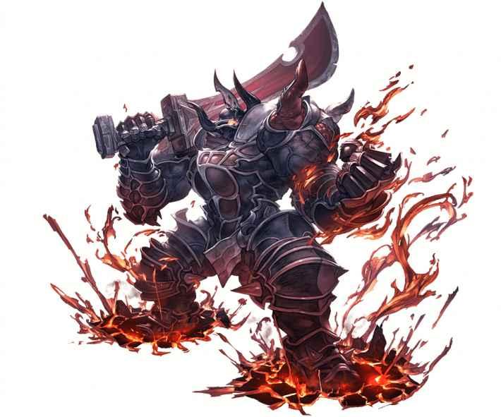 火属性 コロッサス グラブル スマホ ゲーム攻略 ブログ 02