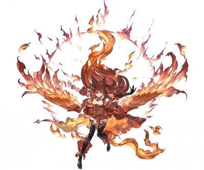 火属性 恒常SSR アンスリア グラブル スマホ ゲーム攻略 ブログ SSR 03