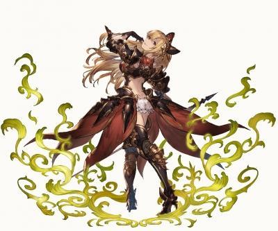 闇属性 恒常SSR ヴィーラ グラブル スマホ ゲーム攻略 ブログ SSR 02