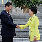 クネ 習近平 韓国 中国