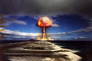 きのこ雲 原爆