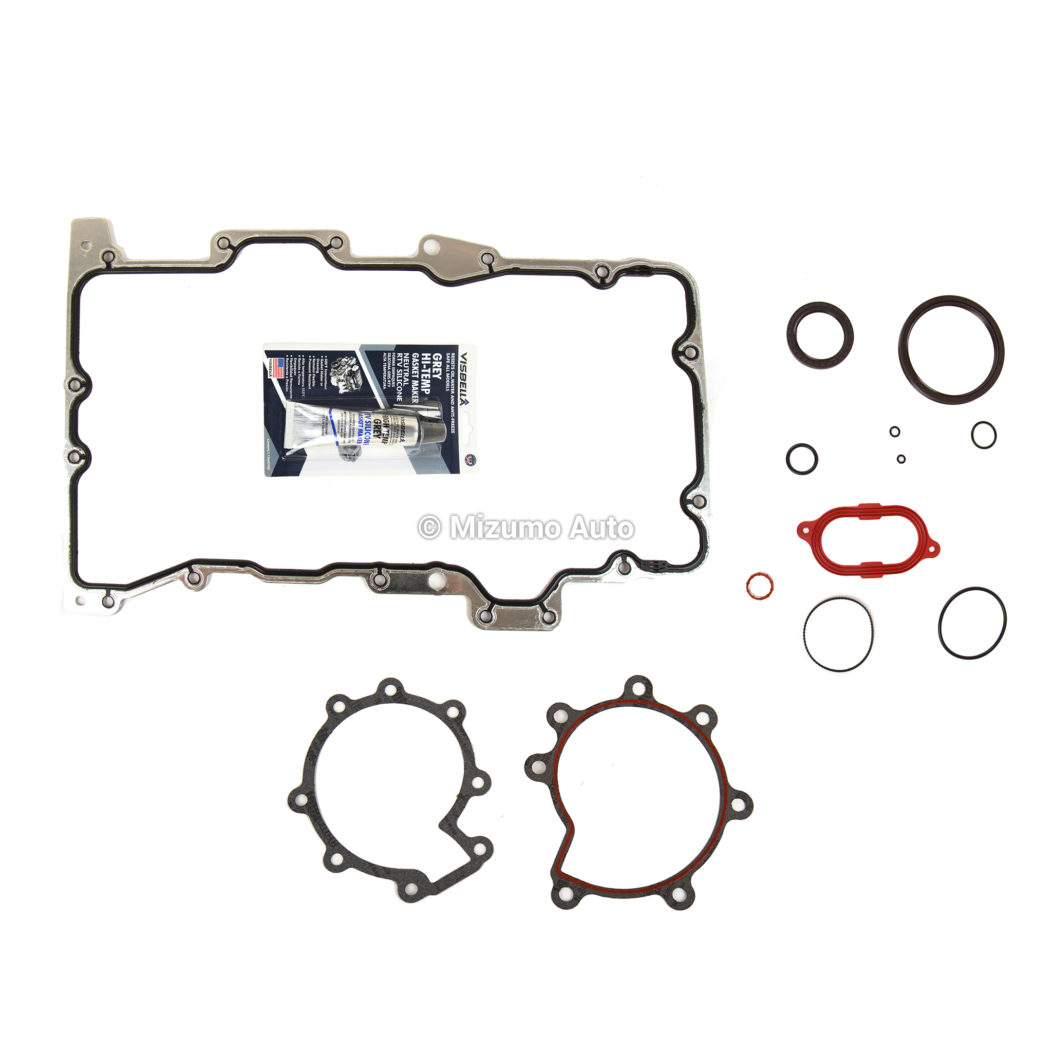 Lower Gasket Fit 02-07 Jaguar S-Type X-Type Lincoln LS 2