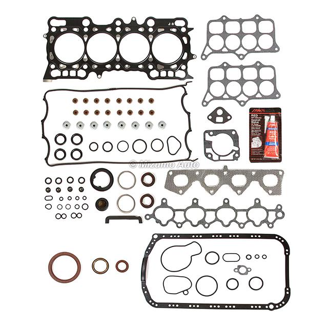 Engine Rebuild Kit Fit 93-96 Honda Prelude 2.2L DOHC H22A1