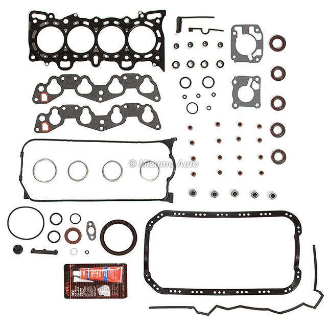 Engine Rebuild Kit Fit 92-95 Honda Civic del Sol Vtec 1.6