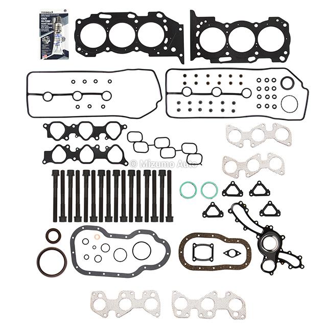 Overhaul Engine Rebuild Kit Fit Toyota 4Runner FJ Cruiser