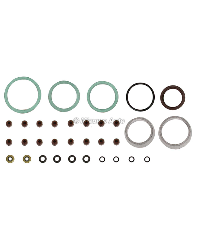 Full Gasket Set Bearings Rings Fit 99-08 Chevrolet Toyota