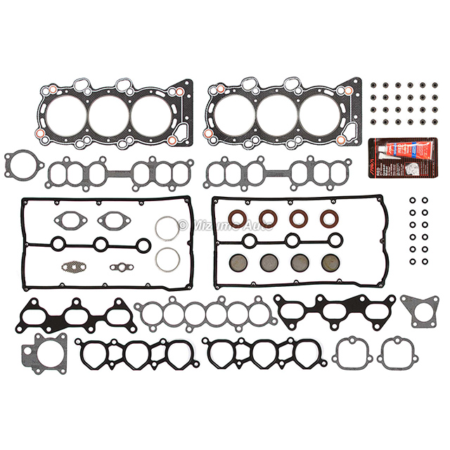 Head Gasket Set Fit 92-95 Isuzu Trooper V6 3.2 DOHC 24V