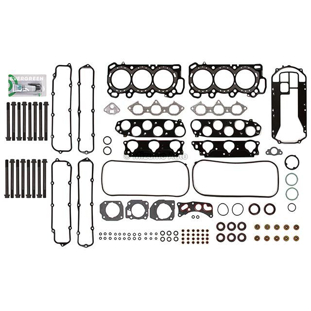 Head Gasket Bolts Set Fit 00-04 Acura TL CL MDX VTec 3.2 3