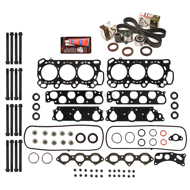 Head Gasket Set Timing Belt Kit Fit 97-99 Acura CL Honda