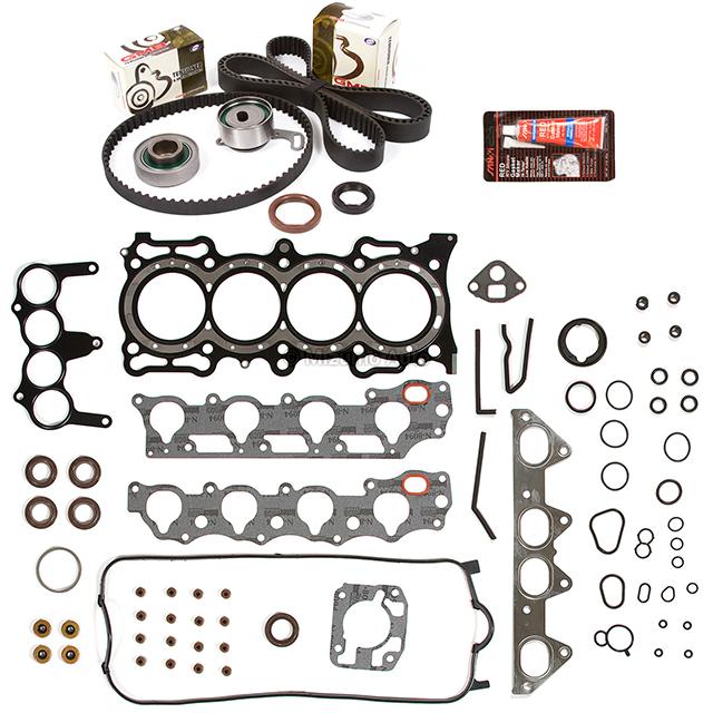 Head Gasket Set Timing Belt Kit Fit 98-02 Acura Isuzu