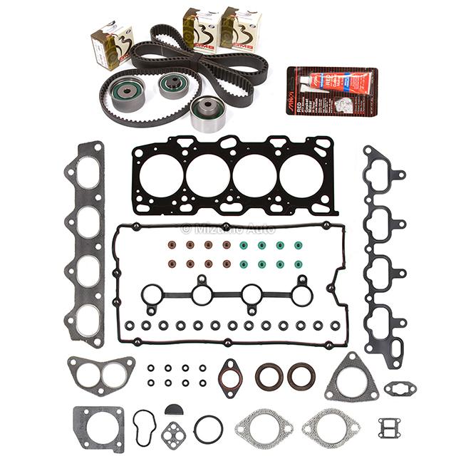 Head Gasket Set Timing Belt Kit Fit 99-06 Hyundai Sonata