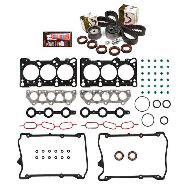 Head Gasket Set Timing Belt Kit Fit 98-05 VW Passat Audi