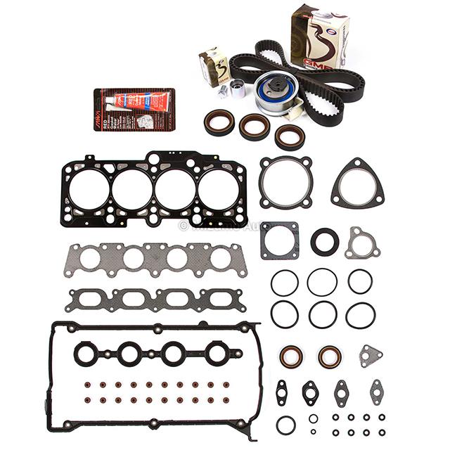Head Gasket Set Timing Belt Kit Fit 01-06 Audi A4 Quattro
