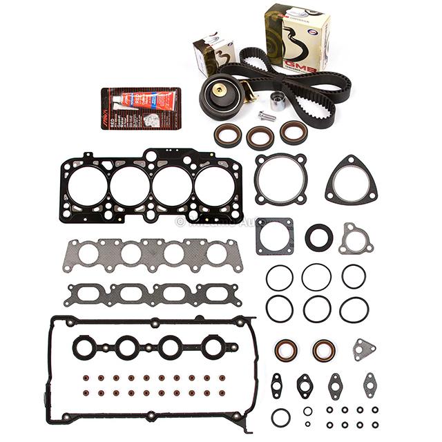 Head Gasket Set Timing Belt Kit Fit 01-06 VW Jetta Beetle
