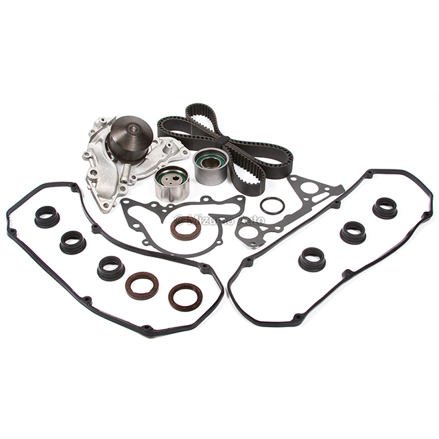 Timing Belt Kit Water Pump Fit 97-04 3.5L Mitsubishi 6G74