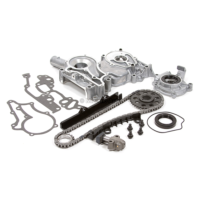 Timing Chain Kit Cover Oil Pump Fit 83-84 Toyota Pickup
