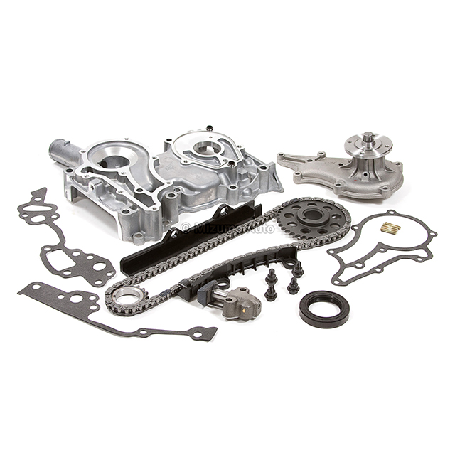 Timing Chain Kit Cover Water Pump Fit 83-84 Toyota Pickup
